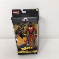 NEW IN HAND Marvel Legends Marvel's Sunspot Action Figure BAF Strong Man Wave 3