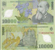 ROMANIA 10000 LEI 2000 POLYMER UNC FDS
