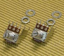 770-1502-000 (2) Fender Guitar Ramparte Amp Control Pots 2550K 15A Snap-in
