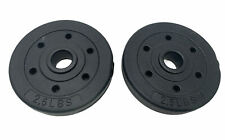 2.5 Pound Weight Plates Total 5lb