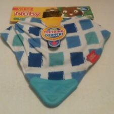 Nuby Teething Bib w/ Teething Corner NEW!!