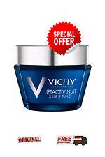 VICHY LIFTACTIV NIGHT SUPREME CREAM 50ML ALL SKIN TYPE