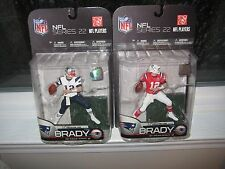 MCFARLANE NFL 22 TOM BRADY SILVER COLLECTOR LEVEL CHASE VARIANT #931/1000 LOT