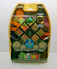 Rubik's Revolution No. 3000 Cube 6 Electronic Games New Sealed 2007 See Details