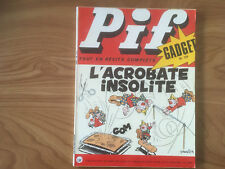 PIF GADGET N°1408 SANS le gadget    F120