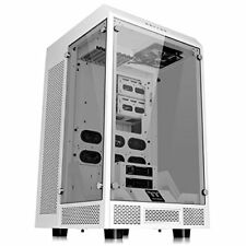 ️ Thermaltake The Tower 900 Snow Edition Full-tower Bianco vane portacomputer