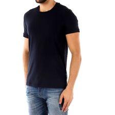 Dolce & Gabbana T-shirt  NERO collo R  cotone a costine D&G t-shirt € 100 M