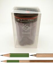 """TSUNAGO"" world only one Unique Pencil Sharpener Japan New (Rare+++++)"