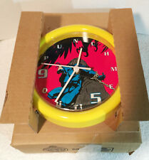 1999 The Tick Cartoon Wall Clock