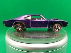 Hot Wheels Red Line US Purple Custom Charger