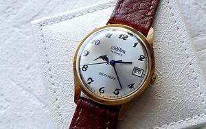 Soviet vintage Vostok Cornavin men's watch, 18 j, VGC