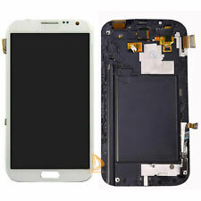 For Samsung Galaxy Note 2 N7100 LCD Display Touch Screen Digitizer Full Frame