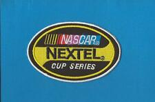 NASCAR Nextel Cup Series Iron On Hat Jacket Racing Gear Patch Crest A