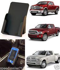 Phone Holder For 2009-2016 Dodge Ram Trucks Converts Business Card Holder New