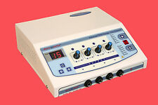 Professional Electrotherapy physiotherapy ultrasound the 4 channel Stimulator