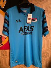 Under Armour AZ Alkmaar Football Shirt Jersey Mens Size XL New