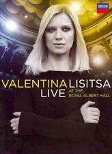 Valentina Lisitsa - Live At The Royal Albert Hall (DVD, 2012)  Region Free