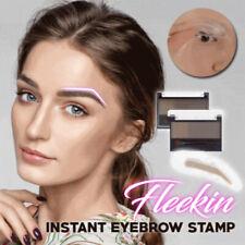 Instant Adjustable Eyebrow Stamp Waterproof Powder Box Set Women Makeup Tools