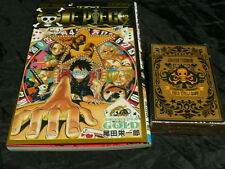 ONE PIECE FILM GOLD Vol.777 & Playing Cards Trump Perfect gift!promo Limited set