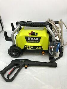 Ryobi RY1419MTVNM 1900 PSI 1.2 GPM Electric Pressure Washer GR