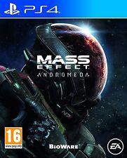 Mass Effect Andromeda   playstation 4 ( PS4 )