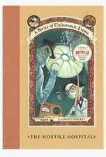 Treehousecollections: A Series of Unfortunate Events - The Hostile Hospital Book