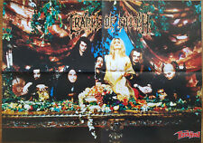 █▬█ Ⓞ ▀█▀  Ⓗⓞⓣ Cradle Of Filth Ⓗⓞⓣ  Kiss  Ⓗⓞⓣ 1 Poster Ⓗⓞⓣ 28,5 x 40 cm Ⓗⓞⓣ