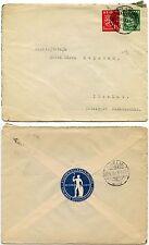 FINLAND 1932 SEAL BAR ASSOCIATION LAWYER IISALMI