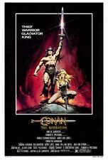 """CONAN THE BARBARIAN Movie Poster [Licensed-NEW-USA] 27x40"""" Theater Size"""