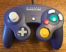 Controlador de púrpura Oficial Nintendo GameCube Original