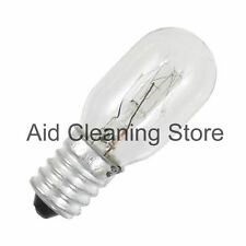 SEWING MACHINE 10W Light Bulb Lamp E14 SES SMALL SCREW & GLASS 240V Narrow Fit