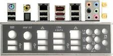 ATX diafragma i/o Shield asus p5n64 WS pro #360 Io nuevo embalaje original p5e3 premium WiFi AP