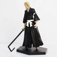 1 MODELLINO MANGA FIGURES ANIME MODEL BLEACH-KIRA IZURU shinigami,samurai,ichigo