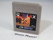 KLAX DMG-KLA NINTENDO GAME BOY GB JP JAP GIAPPONESE CARTUCCIA LOOSE ORIGINALE