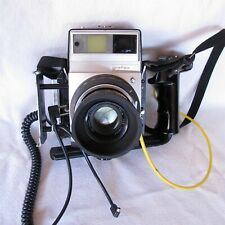Graflex XL Camera outfit W/ Carl Zeiss Planar 80mm F/2.8 Very Nice