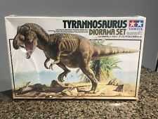 Tamiya 60102 Tyrannosaurus Diorama Set 1/35 scale kit. Sealed NEW