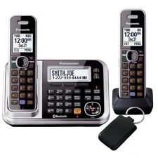 PANASONIC DECT 6 DIGITAL CORDLESS TWIN HANDSET ANSWERING SYSTEM  KX-TG7892AZS