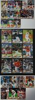 2018 Topps Series 1,2 and Update Miami Marlins Team Set of 29 Baseball Cards