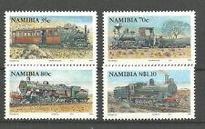 Namibia - Züge Satz postfrisch 1994 Mi. 780-783