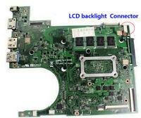 For ASUS K200MA F200MA X200MA Motherboard 4GB W/ N2815 CPU Rev2.1 Mainboard