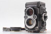 White Face [Exc+5] Rollei Rolleiflex 3.5F Film Camera Planar 75mm f3.5 TLR JAPAN