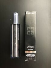 GIVENCHY Rouge Interdit Vinyl Color Enhancing Lipstick in 17 African Copper NIB