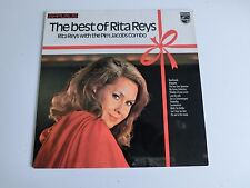 Rita Reys The Best Of with the Pim Jacobs Combo applaus LP