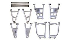 Lonestar Racing LSR Mts +3 Suspension A-arms Kit Yamaha Rhino 660 08+