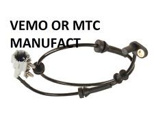 MANUFACT VEMO OR MTC ABS Wheel Speed Sensor 47910-EA025