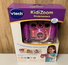 Vtech Kinderkamera Kidizoom Farbfilterring 50 Foto Video Effekte lila 4-10 Jahre