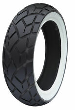 120/70/12 Rear White Wall Tyre Royal Alloy