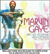 Marvin Gaye Very Best 20 Greatest Hits Collection CD Motown Soul 60's 70's 80's