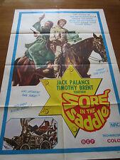 Sore in the Saddle - 1972 - Original Australian one sheet Poster