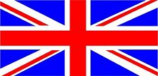 Union Jack National Flag GB Great Britain Sticker Decal Graphic Vinyl Label